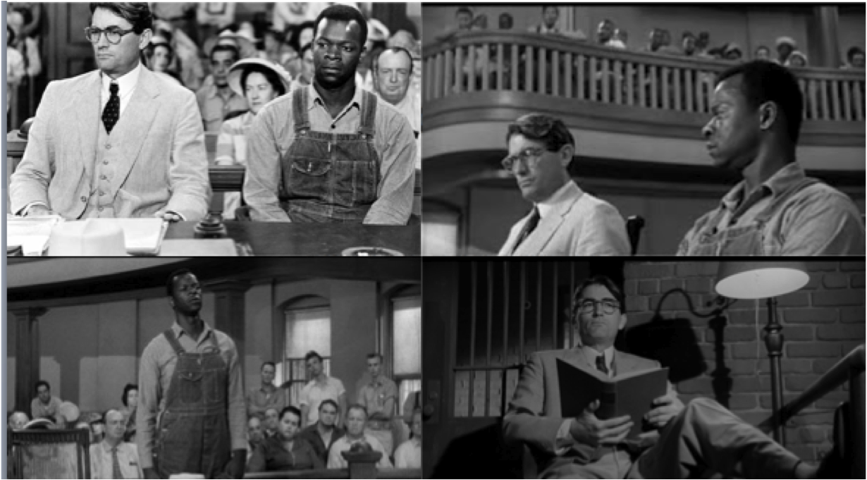 setting in to kill a mockingbird To kill a mockingbird: discrimination against race, gender, and class scout and jem sit with their father, atticus harper lee's classic novel to kill a mockingbird centers on a young girl.