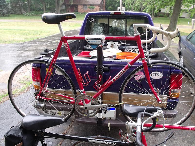 Bikes to Like: Dan's 1987 Trek 330 Elance