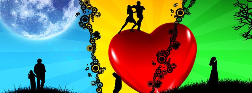 Facebook aşk kapak resimleri 6 adet yeni aşk kapak resmi