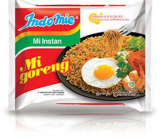 Makanan minuman produk indonesia yang go international