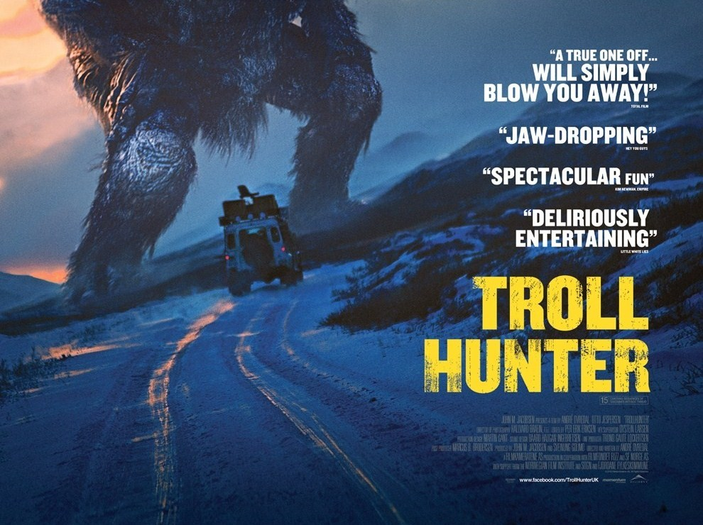 troll hunter review