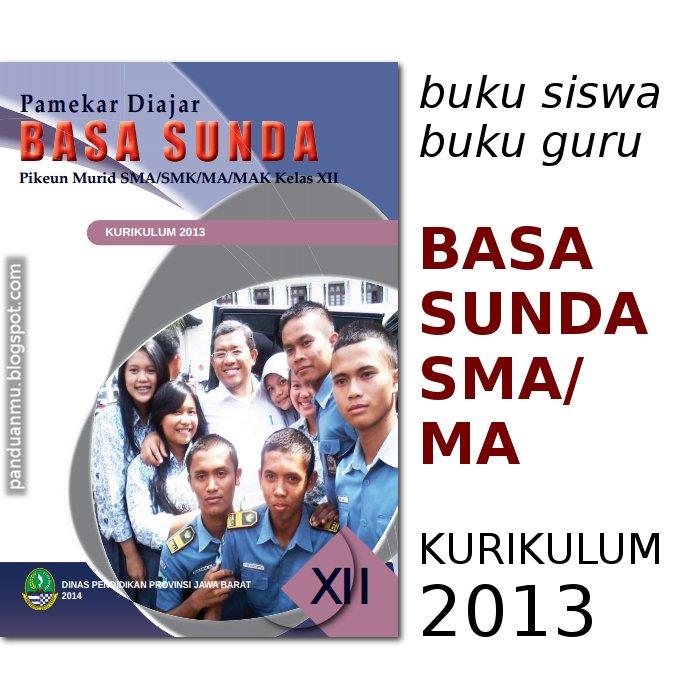 buku mulok sunda SMA kurikulum 2013