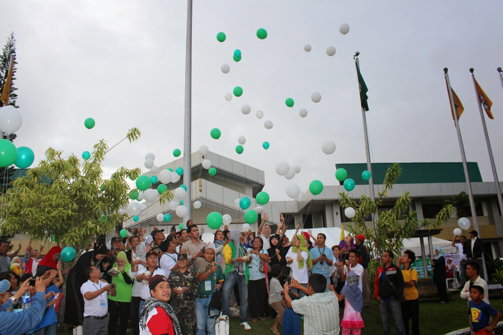 Lanao Del Sur Celebrates Signing Of Comprehensive Peace Agreement