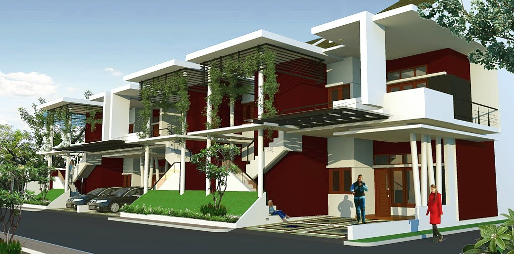 Yogyakarta Home Design Architect And Building Contractor