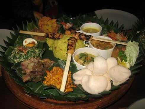 Cafe Wayan Ubud Menus