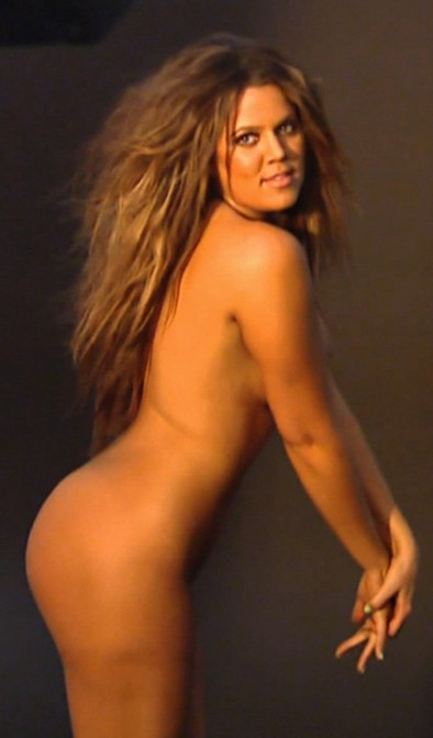 Nude photos of chloe kardashian fucking something