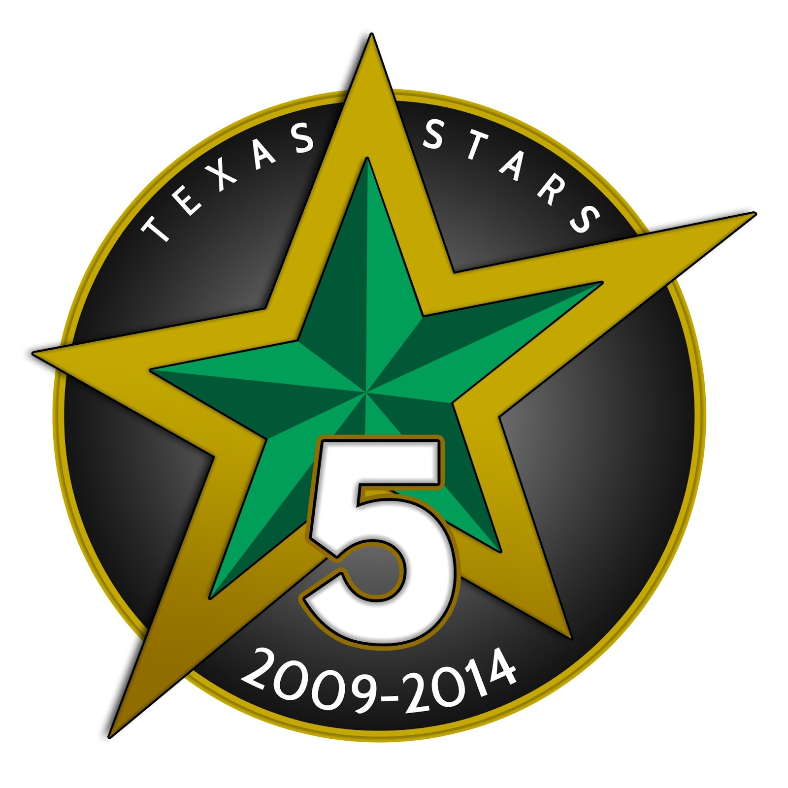 Texas Stars Secondary Logo - American Hockey League (AHL) - Chris ...
