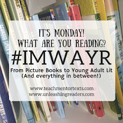 It's Monday! What Are Your Reading?