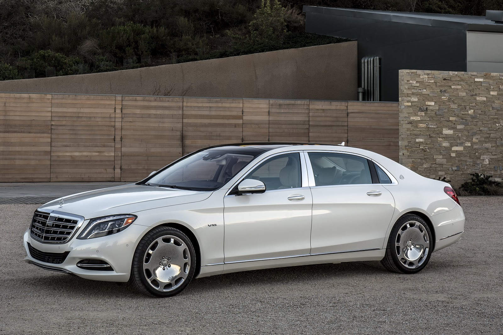 Get To Know The 2016 Mercedes Maybach S600 In 57 New Photos Carscoops