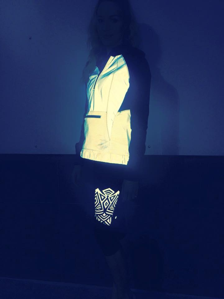 lululemon lets get visible hoodie