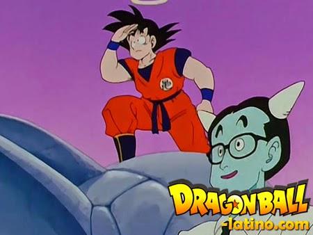 Dragon Ball Z capitulo 6