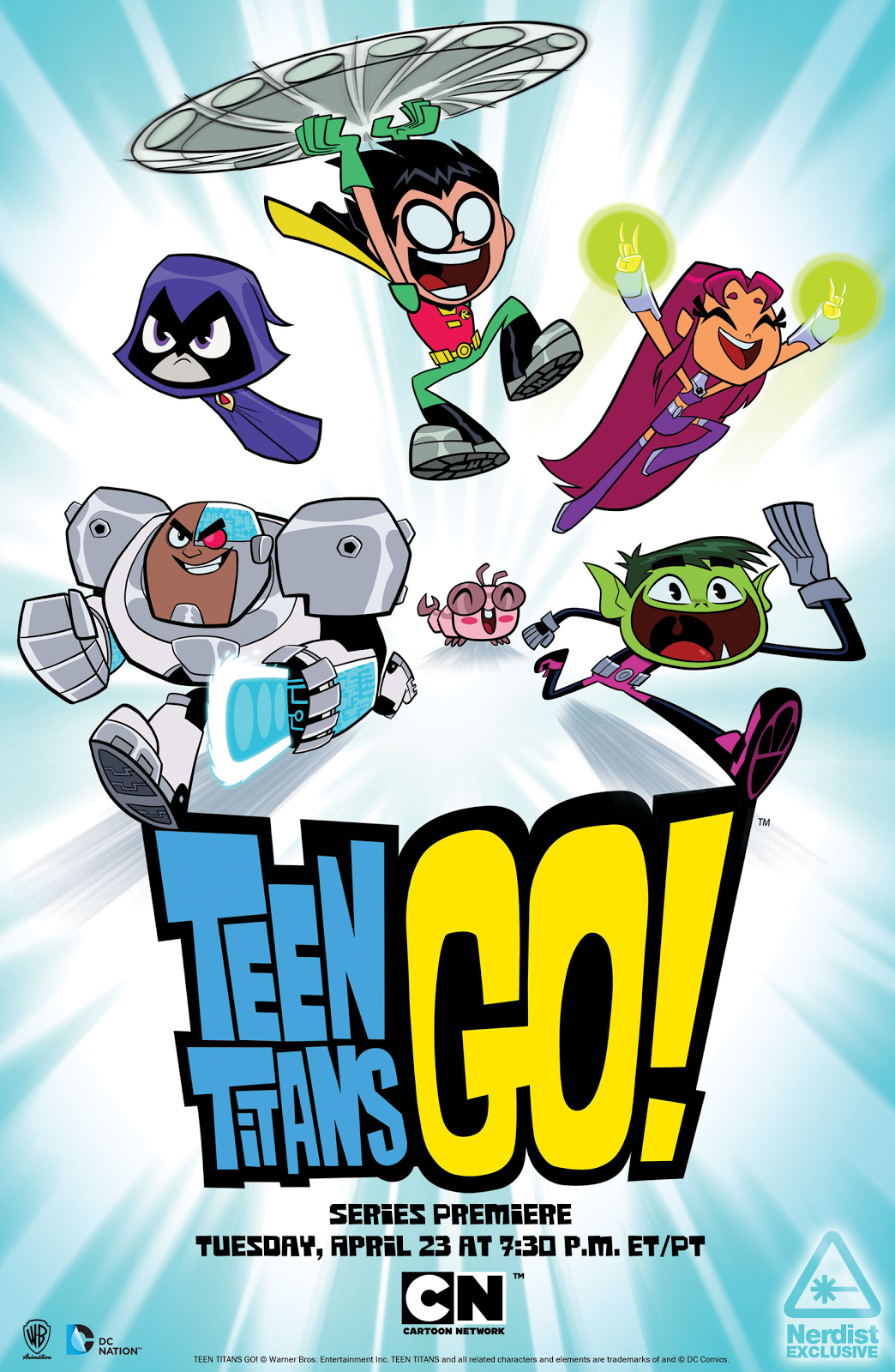 Serie animada en emisión