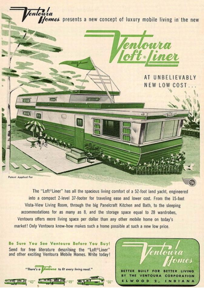 the low ceilings of lofttype bedrooms in mobile homes made such quarters feasible only for use by children an adult would surely have gotten - 6 Bedroom Mobile Homes