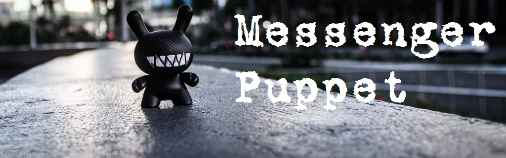 Messenger-Puppet