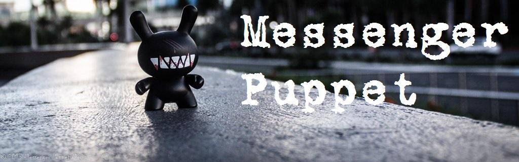 Messenger-Puppet