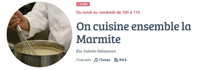 Les gourmandes astucieuses cuisine v g tarienne bio for On cuisine ensemble france bleu