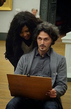 Mauro Bordin au musée Denon, à Chalon-sur-Saöne