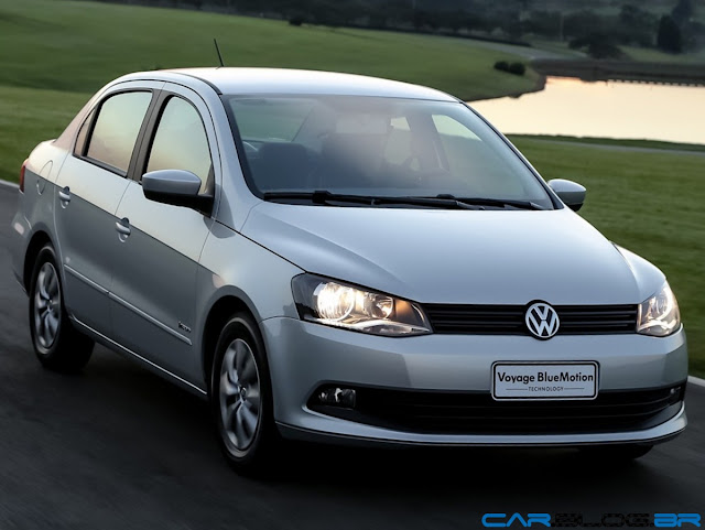 VW Voyage 2013 BlueMotion