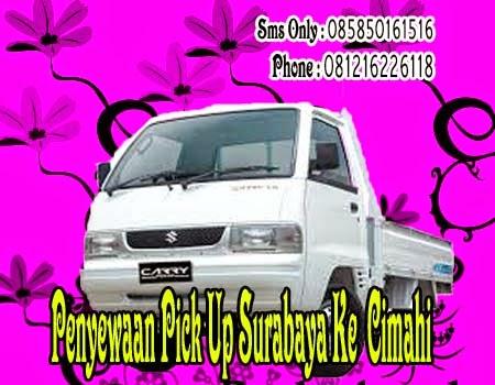 Penyewaan Pick Up Surabaya Ke Cimahi