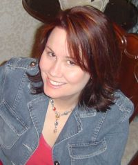 Angie Fox, author, picture