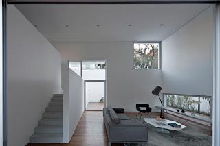 Casa con patios