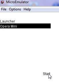 internet kencang di komputer hemat bandwith dengan opera mini