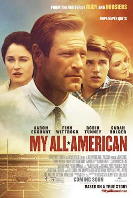 My All American 2015 DVD R1 NTSC Latino