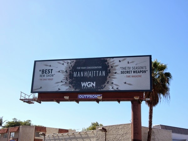 Manhattan Emmy 2015 billboard