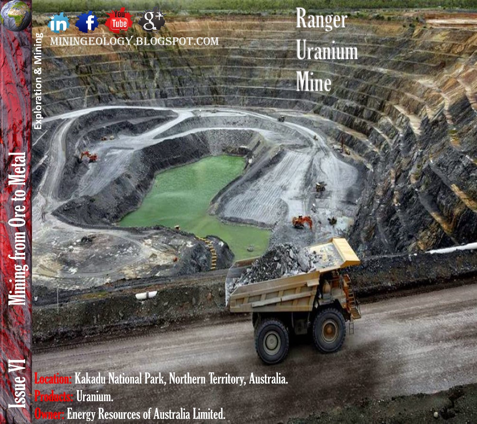 The Ranger Uranium Mine