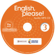 ENGLISH PLEASE! 3 AUDIOS