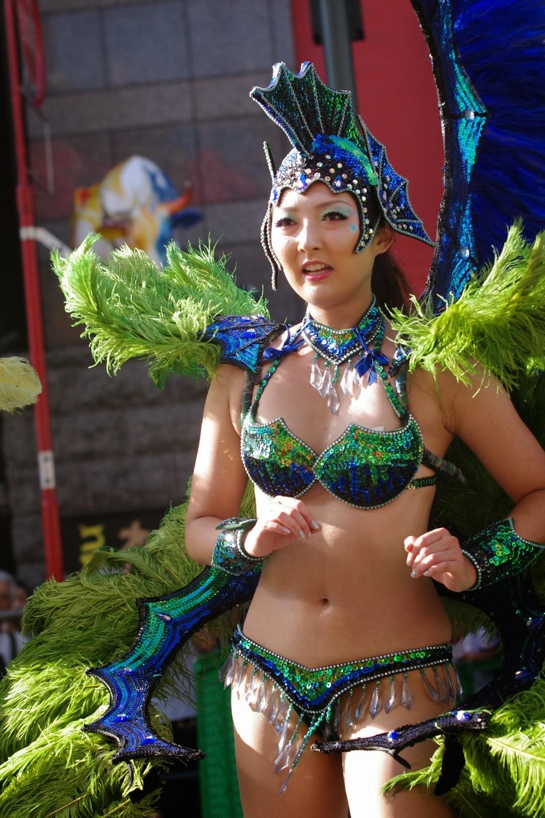 Asakusa Samba Carnival 2012