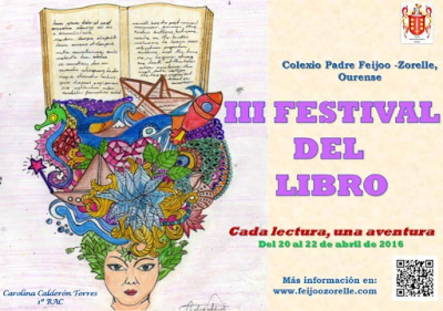 III festival del libro