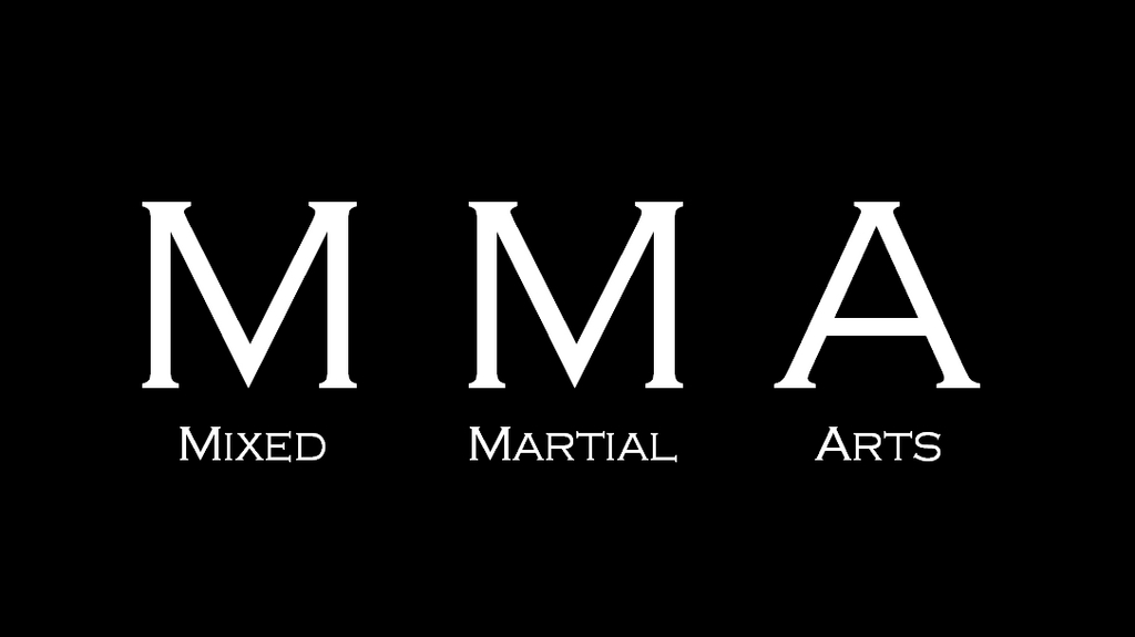 Fighting MMA Martial Arts
