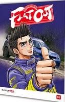 Black Box, Critique Manga, Flat Out, Manga, Seinen,