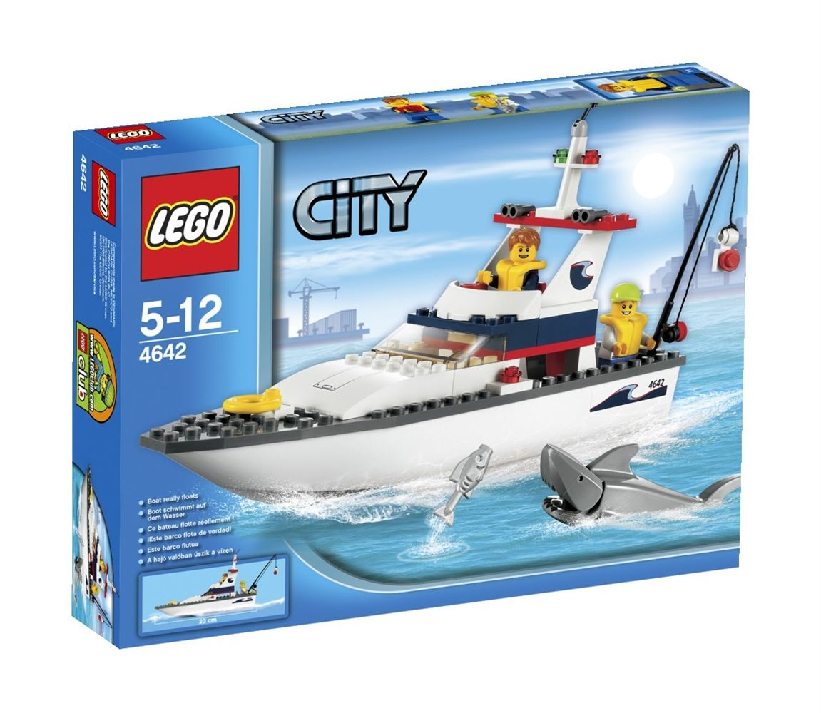 repubblick lego set database 4642 fishing boat