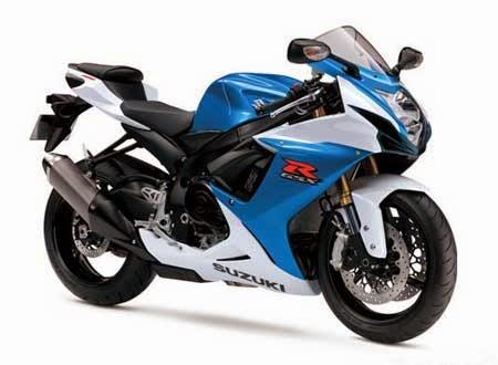 Gambar Motor Suzuki GSX-R750