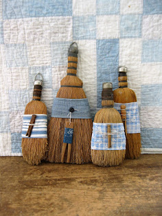 laundry room brooms