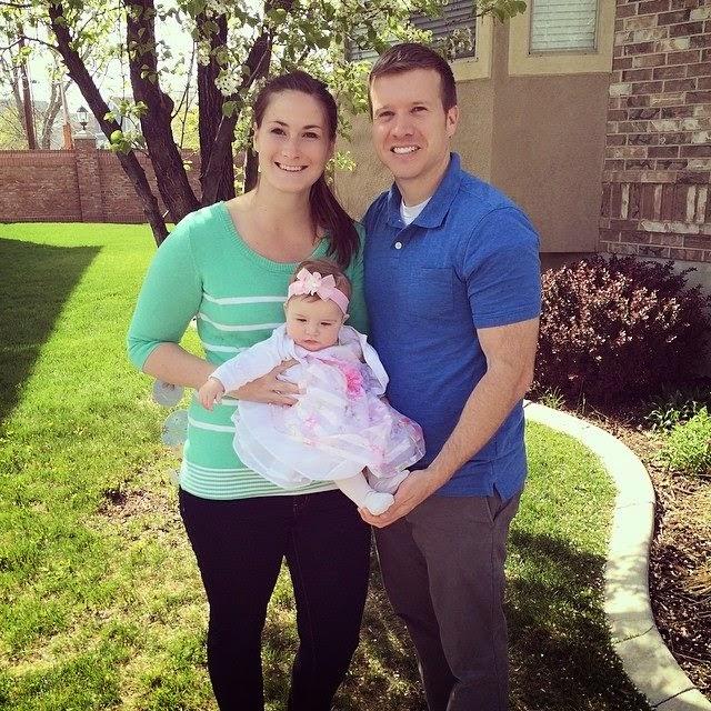Derek Alli & Baby Lily