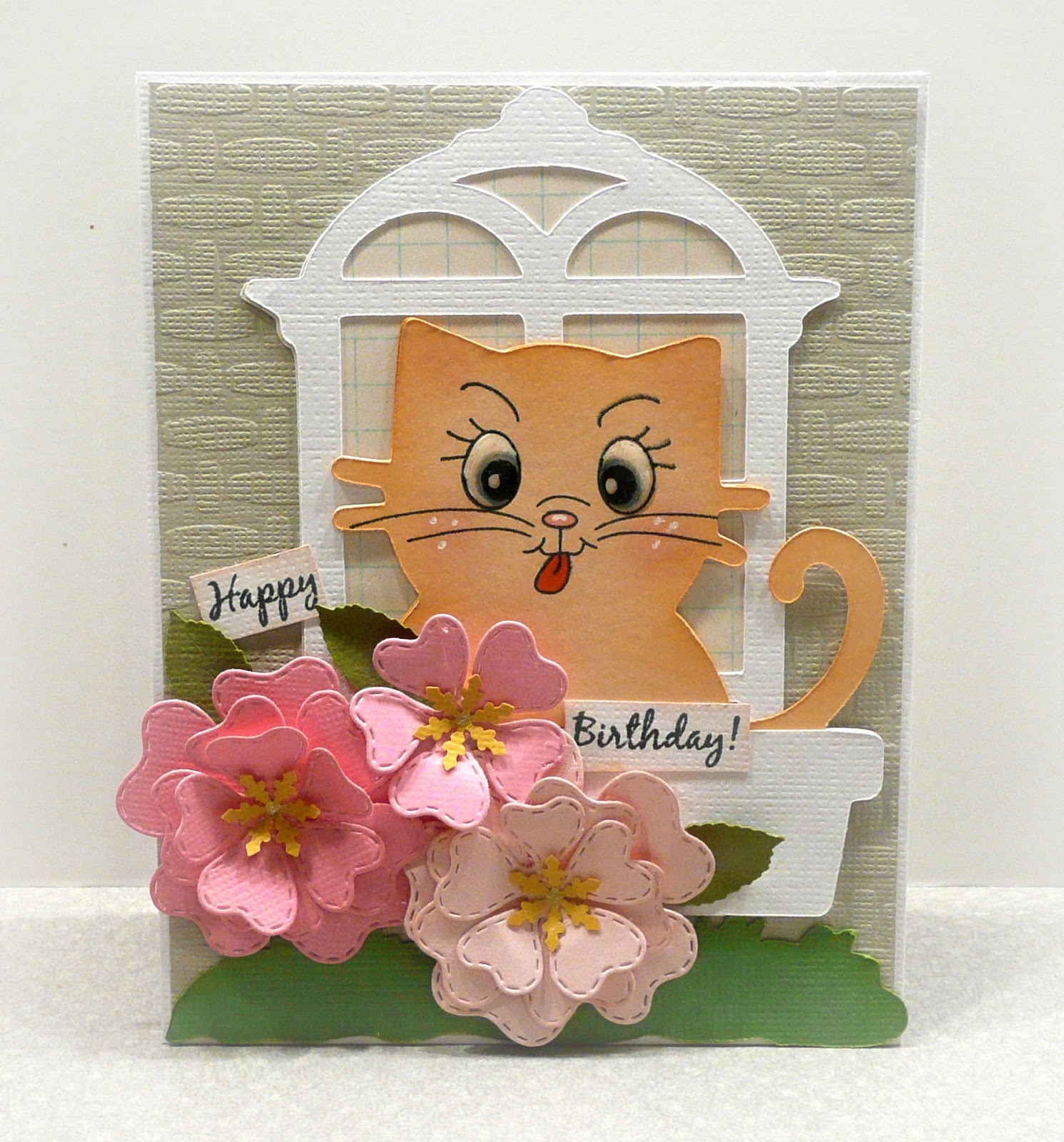 Blog Peachy Keen Stamps Peach Tinted Clear Stamp Company Based