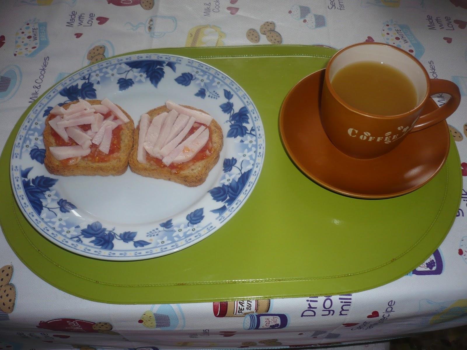 En la cocina con ana dieta pp ejemplos de desayunos - Ana en la cocina ...