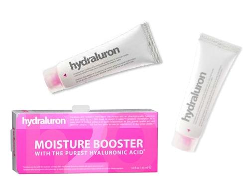 hydraluron hyaluronic acid nanoblur moisturse hydration boosting serum