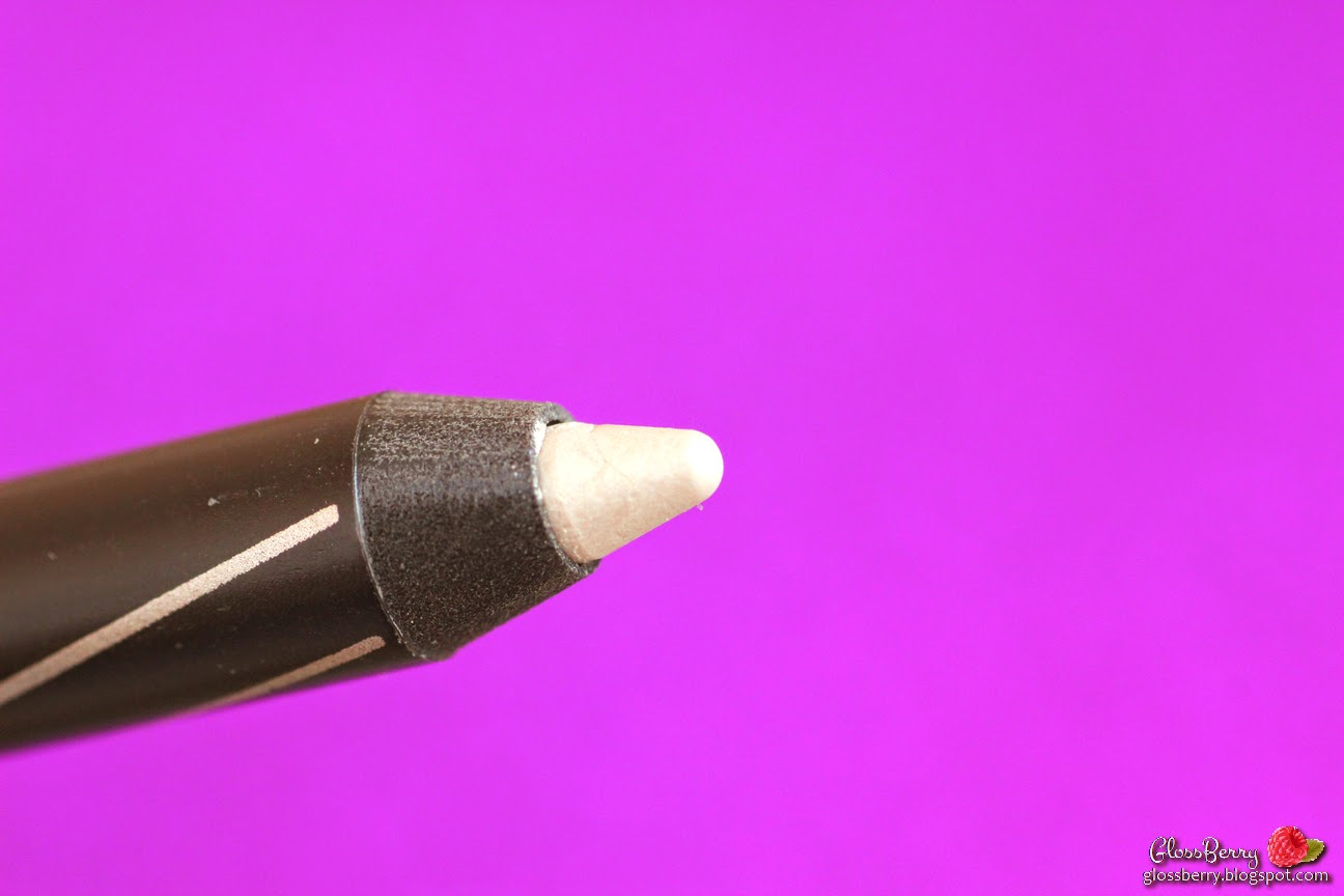 עפרונות צללית עיניים עמידים - טאופ  שמפניה  la girl glide del liner  frosted taupe champagne צ'רי קאלצ'ר cherry culture beautyjoint swatches review