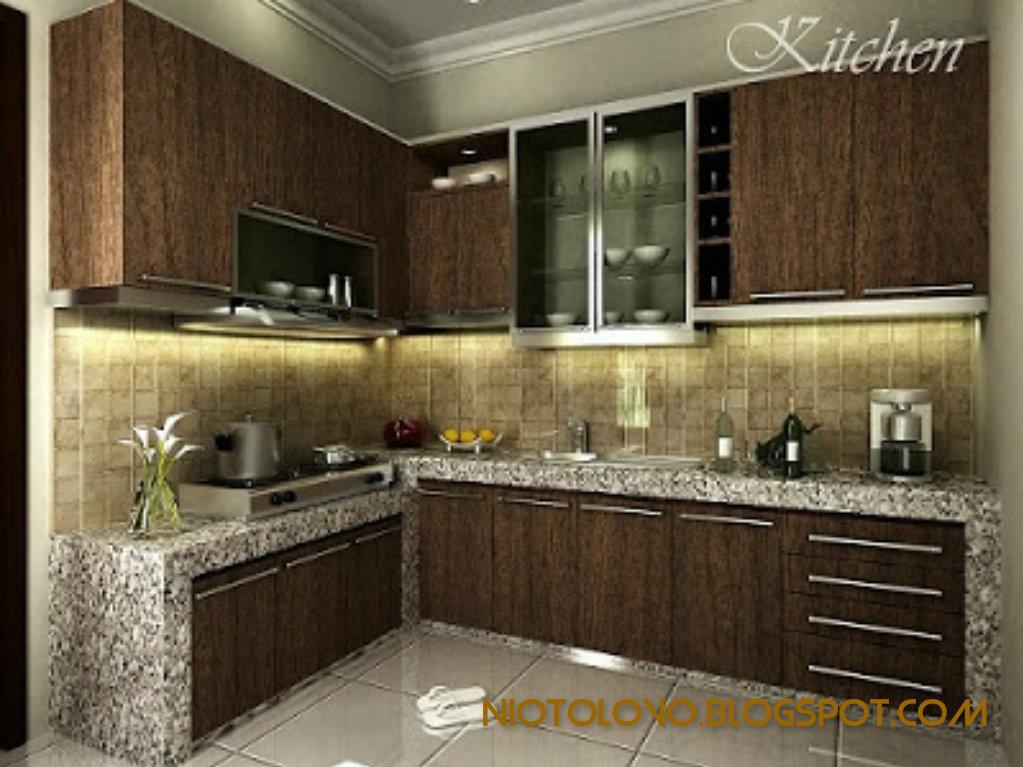 Dekorasi Dapur Cantik dan Minimalis ~ Niotolovo