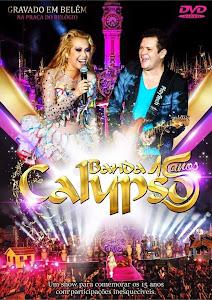 DVD Banda Calypso 15 Anos