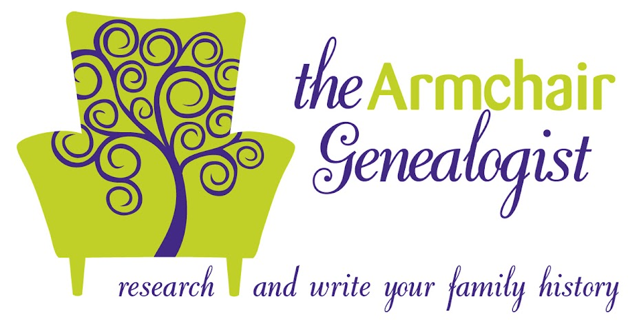 The Armchair Genealogist