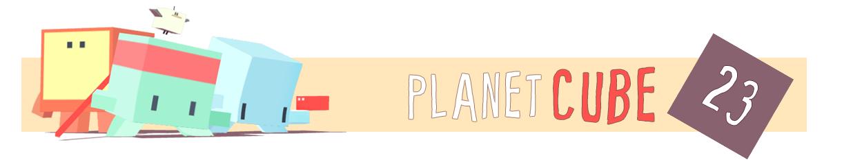 Planet Cube 23