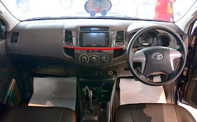 Interior Toyota Hilux TRD Sportivo 2015_3