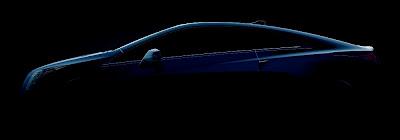 Cadillac ELR (2014) Side
