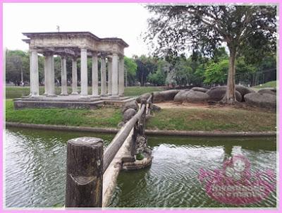 Quinta da Boa Vista em São Cristóvão
