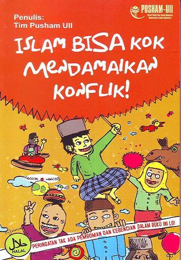 resensi buku, buku, Perdamaian Global Ala Islam, damai islam, pusham uii